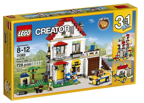 31069 VILLA FAMILIAR MODULAR