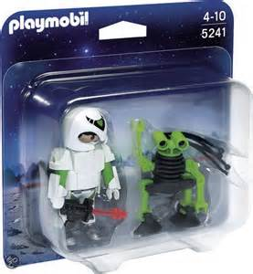 5241PM DUO PACK ASTRONAUTA CON ROBOT