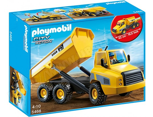 5468PM LARGE DUMPER TRUCK