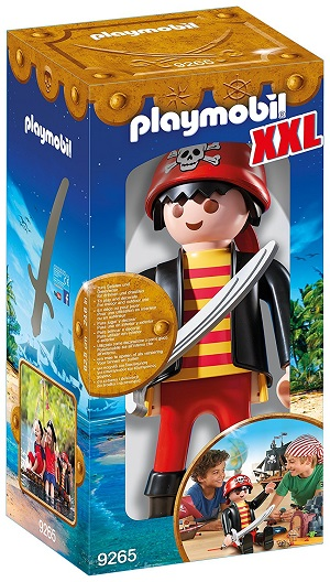 9265PM PLAYMOBIL XXL PIRATE